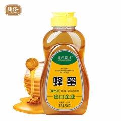 (代发)捷氏-山花蜂蜜油菜蜂蜜500克/瓶*2