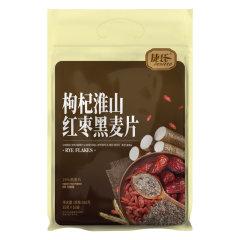 (代发)捷氏-枸杞淮山红枣黑麦片560克/袋*1