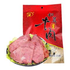 十月美松茸酱牛肉(松茸酱牛肉150g/袋*16)