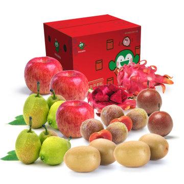 (代发)百果园公司-万粽期待水果礼包