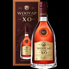 2021年中庆-法国沃邑XO白兰地尊享组(XO白兰地1.5L/瓶*6)【酒精度:40%vol】