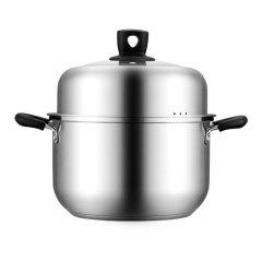 (代发)炊大皇-帽型汤蒸锅(蒸锅、蒸片、锅盖)【型号:CK82015】