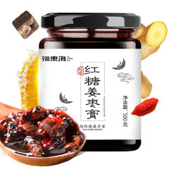 (代发)福东海红糖姜枣膏500克/瓶*1