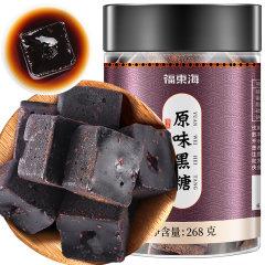 (代发)福东海原味黑糖268克/瓶*1