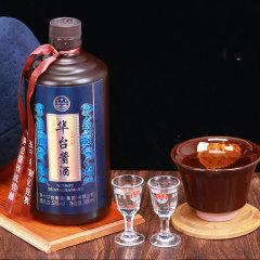 (代发)茅台镇华台酱酒大师手造酱香白酒500ml/瓶*4瓶礼盒装【53%vol、酱香型】