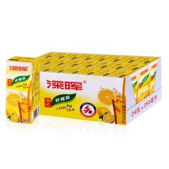 (代发)深晖柠檬茶250ml*24盒每箱【2箱起包邮仅限深圳市】