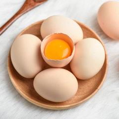 (代发)河南散养土鸡蛋40枚装【单枚45-55g】