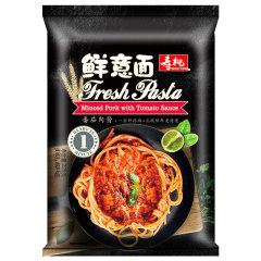 (代发)热销寿桃鲜意面(肉粒番茄酱)225G/包*1