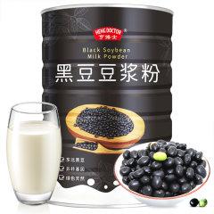 亨博士黑豆豆浆粉超值组(黑豆豆浆粉500g/罐*10)