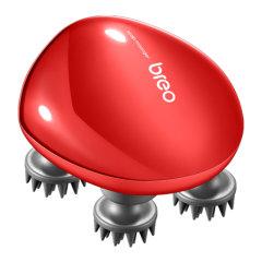 倍轻松breo-便携式揉捏按摩器【型号:Scalp Mini Pro】