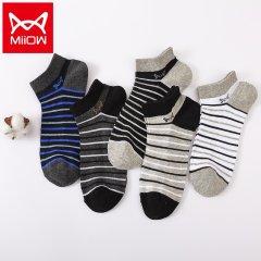 (代发)短袜吸汗船袜MR2023-5MR2023-5