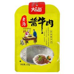 大海老汤酱牛肉(酱牛肉150克/袋*10、赠酱牛肉150克/袋*5)
