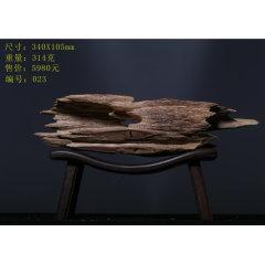 自然之美神奇虫漏沉香孤品摆件1 无 013、282克