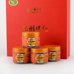 道地橘红八年陈化礼盒限量装(橘红片2克*27袋*2盒、赠橘红片2克*27袋*2盒)