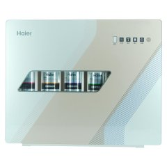 Haier/海尔 反渗透机 HRO5009-5升级版 滤芯提醒 微废水 陶氏RO膜