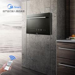 美的(Midea)TG025QJG-NAH极光系列 25L 手机APP操控 智能湿度感应 嵌入式微波
