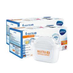 德国碧然德 Brita 净水器 净水壶 MAXTRA+WLE 去水垢专家版净水滤芯12枚