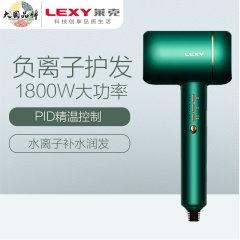 莱克(LEXY)水离子涡扇吹风机F6 (翡翠绿)