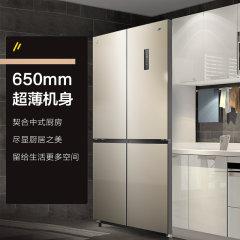 小biu JQE4428XP 440L十字对开门冰箱