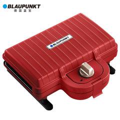 蓝宝(Blaupunkt)三明治机早餐机双片BP-S2(红色)