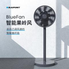 蓝宝(Blaupunkt)循环对流电风扇立式落地扇(灰)