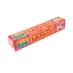旭包鲜 食品包装用微波炉保鲜膜 22cm*20m( 单盒装)