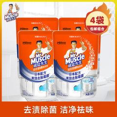 威猛先生洗衣机槽清洁剂 250g*4袋