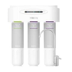 BRITA碧然德mypure R8净水器家用直饮过滤1000加仑双反渗透纯水机
