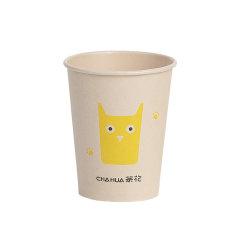 茶花 米菲原浆纸杯-S40 180ml 307001