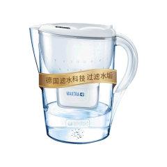 碧然德 Brita 净水器 净水壶 海洋白色 3.5升一壶1芯