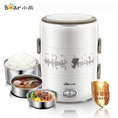 小熊(Bear)电热饭盒 DFH-S2358 白色