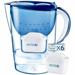 碧然德 Brita 净水器 净水壶 海洋蓝色 3.5升 一壶六芯