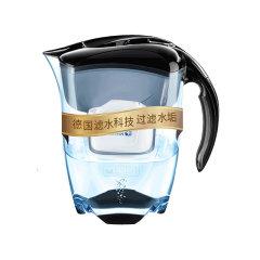 碧然德 Brita 净水器 净水壶 Elemaris 探索者黑色 3.5升一壶1芯