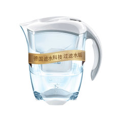 碧然德 Brita 净水器 净水壶 Elemaris 探索者白色 3.5升一壶1芯