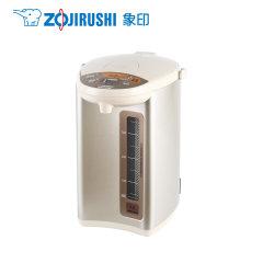 象印(ZO JIRUSHI)电水瓶 CD-WDH40C 金属米色