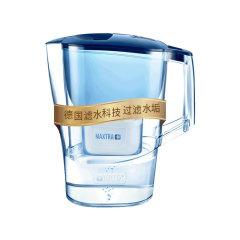 碧然德 Brita 净水器 净水壶 光汐蓝色3.5升一壶1芯