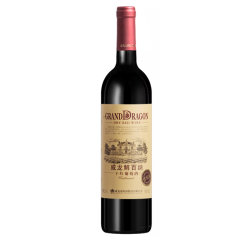 威龙红酒 优选级解百纳干红葡萄酒 750ml