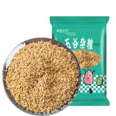 酥田系列 东北燕麦 裸燕麦仁燕麦胚芽米颗粒谷粒全胚芽去皮去壳燕麦米 五谷杂粮 1kg