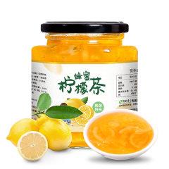 酥田系列蜂蜜柠檬茶502g