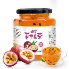 酥田系列蜂蜜百香果茶502g