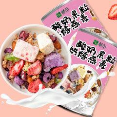 酥田酸奶果粒烘培燕麦片500g