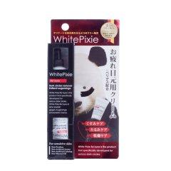 日本white pixie熊猫眼霜去黑眼圈眼袋 滋润淡化细纹 25g 2021年10月到期