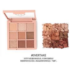韩国3CE九宫格眼影盘#OVER TAKE 8.1g