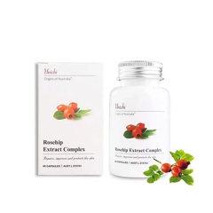 澳洲Unichi玫瑰果精华胶囊提升肤色降黑色素改善肤质60粒