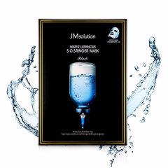 韩国 JMsolution JM深水炸弹 水光针剂急救面膜 10片/盒