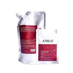 泰国ATREUS软膜玫瑰精华面膜凝胶软膜面膜粉保湿补水嫩白