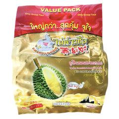 泰国泰好吃榴莲干280g 内8小包