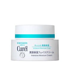 日本KAO花王 CUREL珂润 浸潤保濕面霜 40g