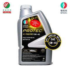 易诺克enoc SN 5W-40 1L全合成机油润滑油原装迪拜进口API认证