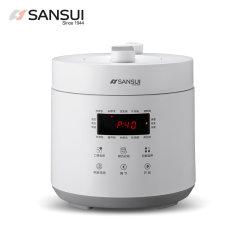 山水(sansui)压力锅触控面板电压锅2.5L 白色 2.5L